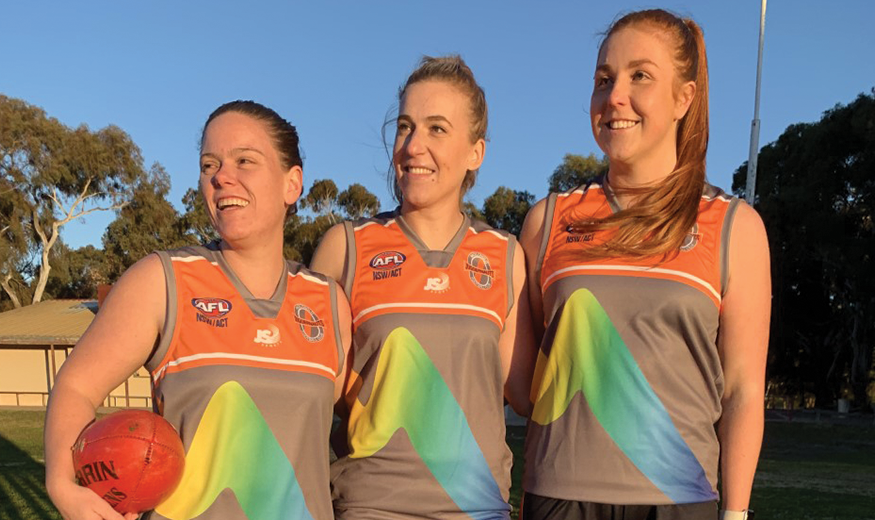 Molonglo launch Inaugural Pride Round in Canberra
